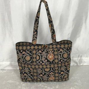 💥Vera Bradley large quilted tote/ weekender bag